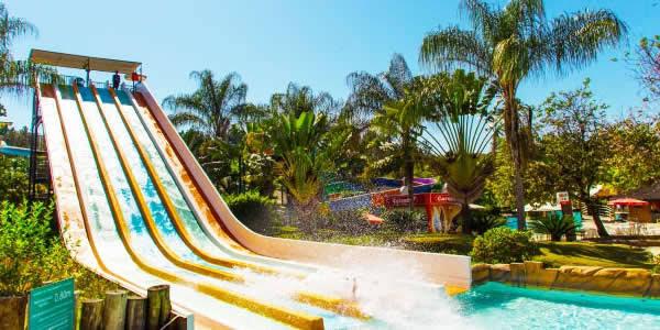 lagoa termas parque aquático do Brasil