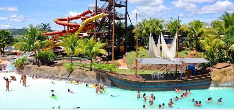 náutico praia clube parque aquático brasileiro