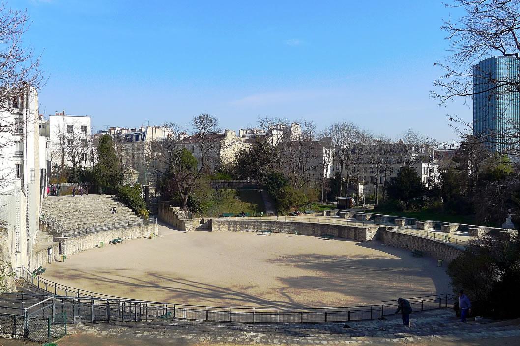 Arena de Lutèce