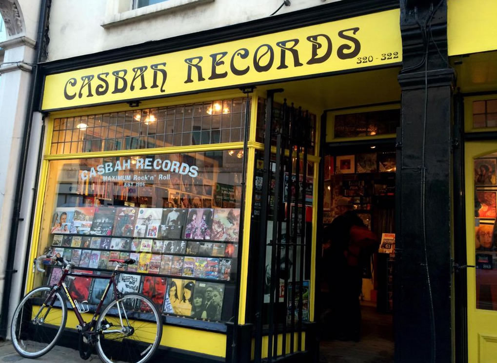 Casbah Records, Greenwich