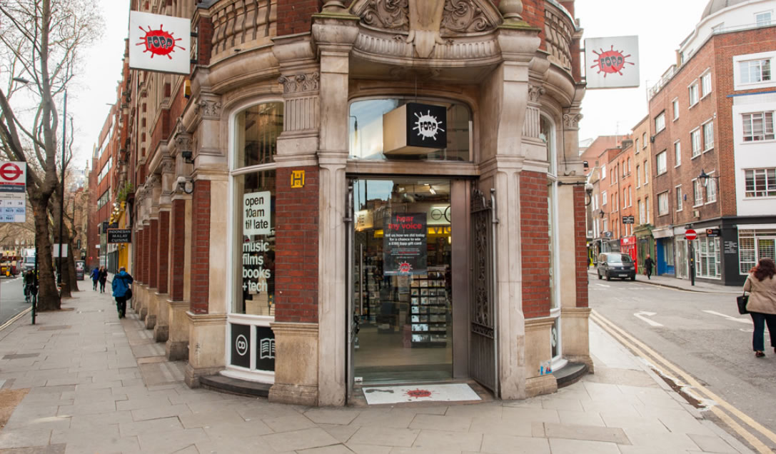 Fopp-Covent-Garden