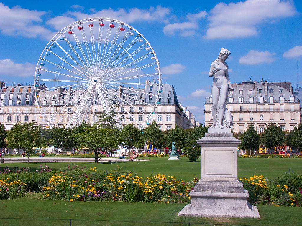 Jardim-de-Tuileries
