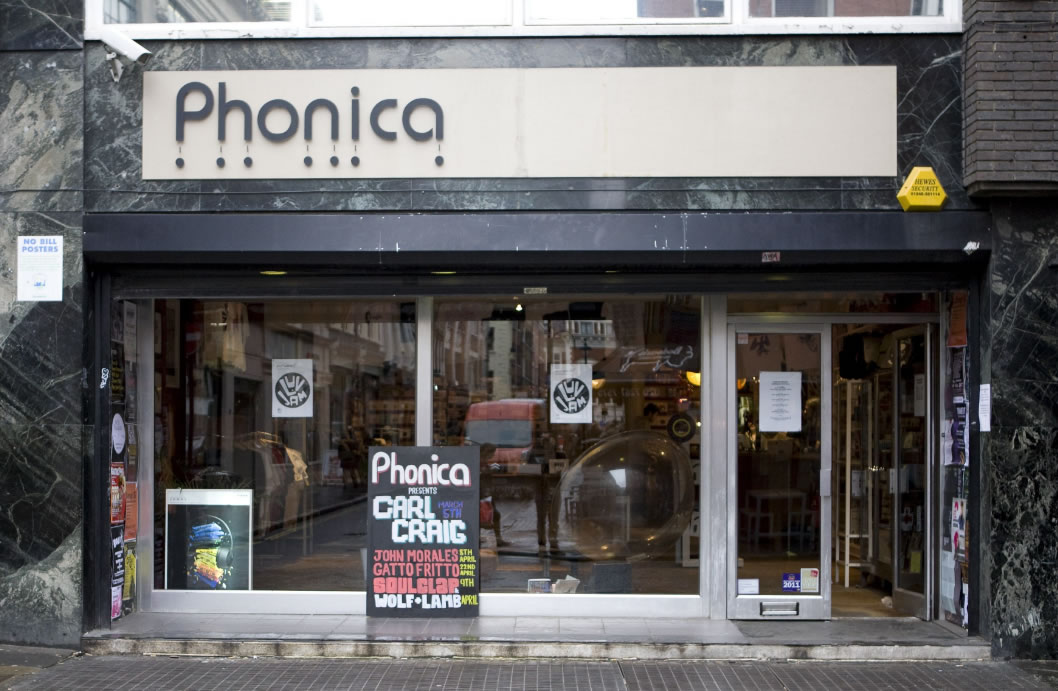 Phonica-Records-Soho