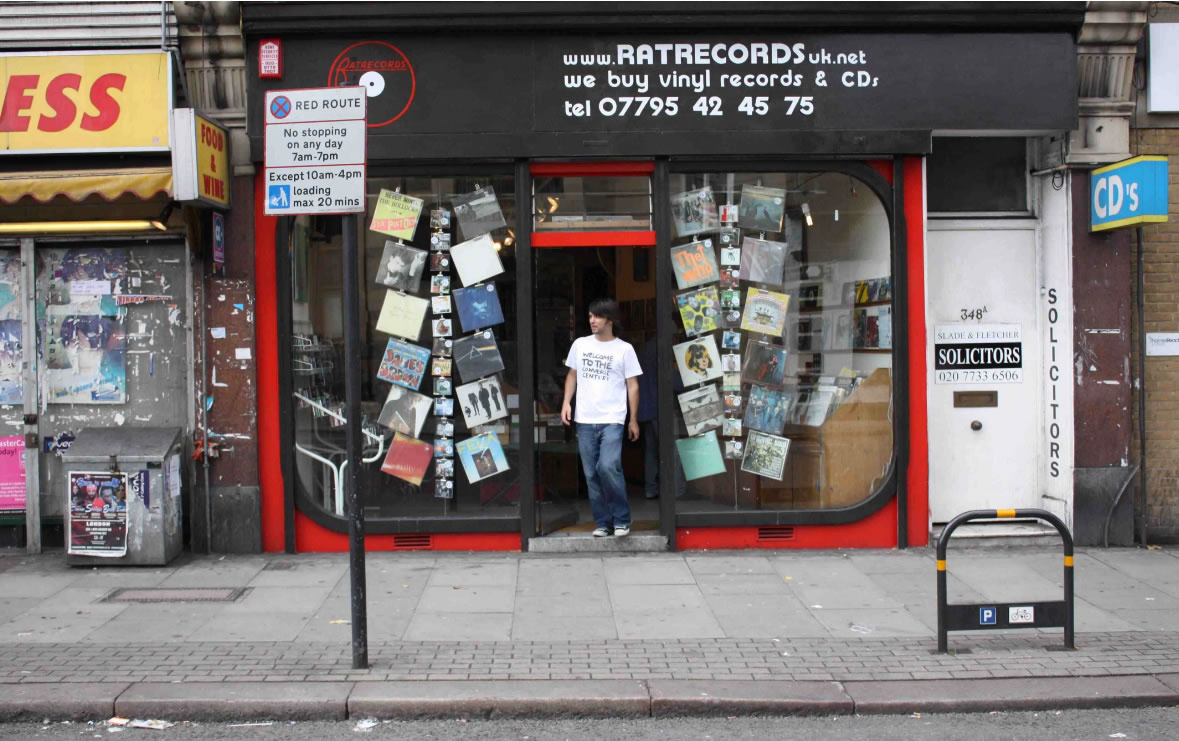 Rat Records, Camberwell