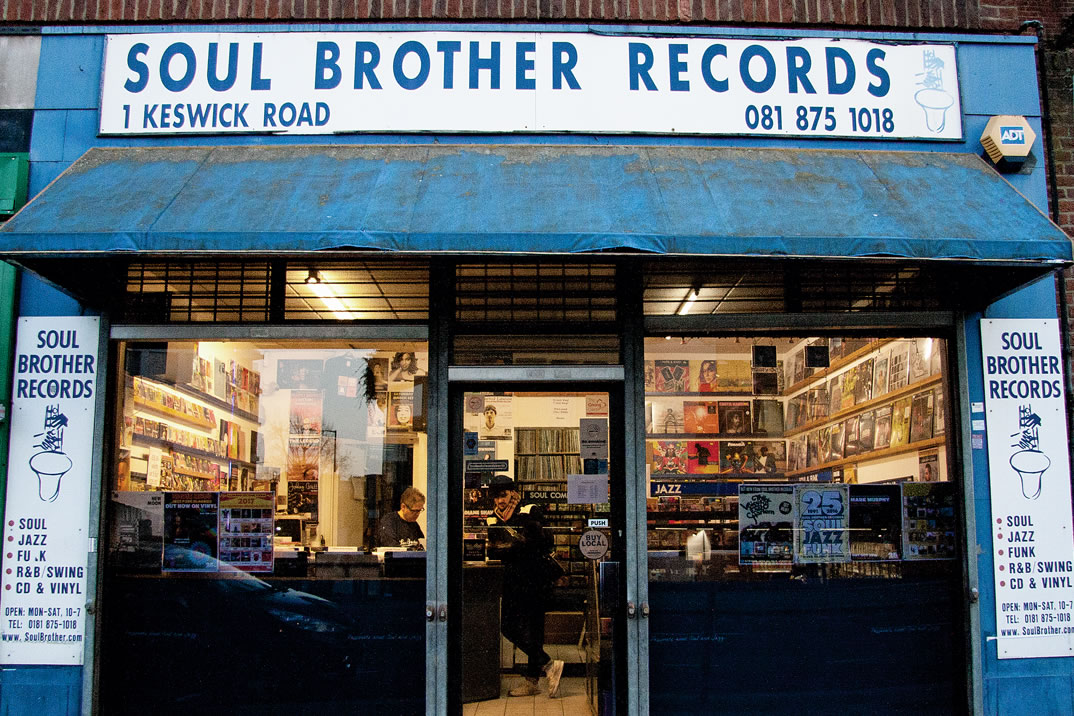 Soul Brother, East Putney
