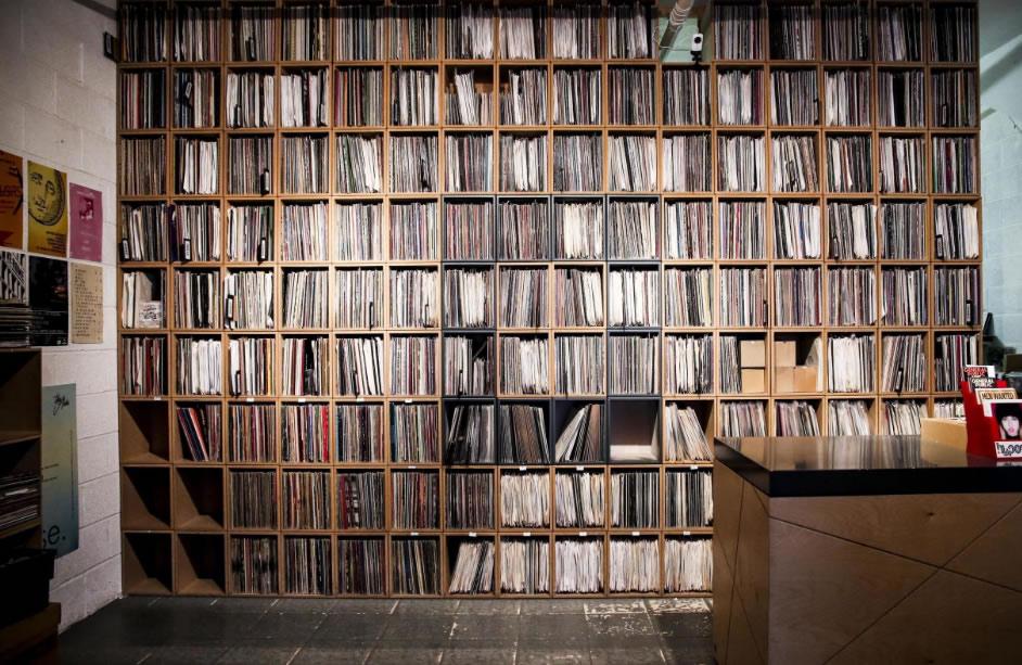 Vinyl Pimp, Hackney Wick