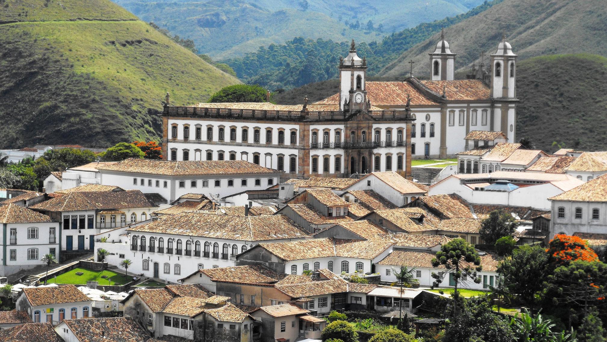 Ouro Preto, a cidade onde a história ainda vive