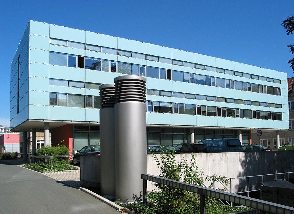 Universidade Bauhaus em Weimar.